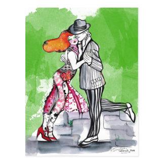 Carte Postale Tango du sud de brises
