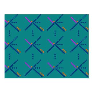 Carte Postale Tapis de PDX Portland