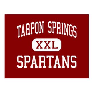 Carte Postale Tarpon Springs - Spartans - Tarpon Springs