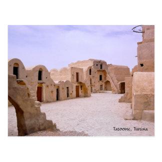 Carte Postale Tatooine, Tunisie