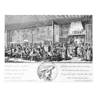 Carte Postale Taverne de Jean Ramponneau