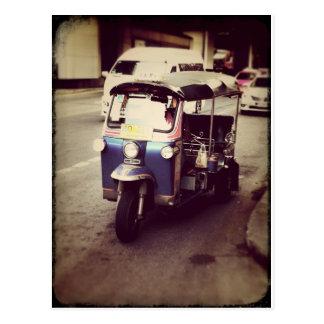 Carte Postale Taxi ?
