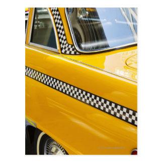 Carte Postale Taxi antique