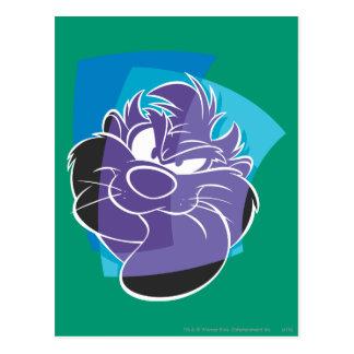 Carte Postale TAZ™ 23 expressifs