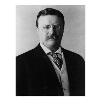 Carte Postale Teddy Roosevelt