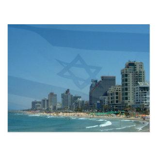 Carte Postale Tel Aviv