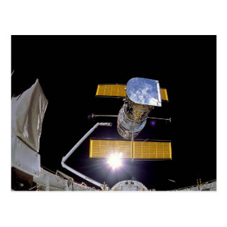 Carte Postale Télescope de Hubble