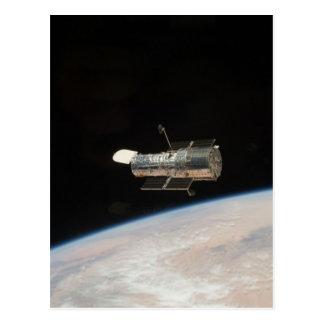 Carte Postale Télescope spatial de la NASA Hubble