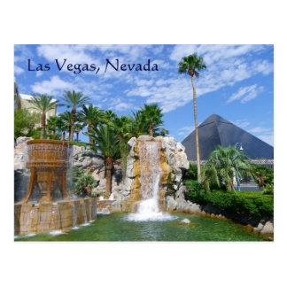 Carte postale tellement belle de Las Vegas !
