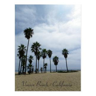 Carte postale tellement belle de plage de Venise !