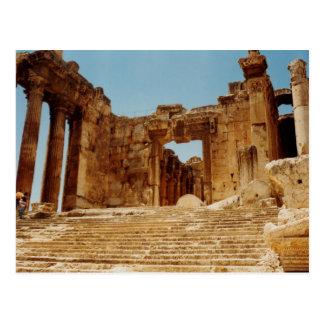 Carte Postale Temple de Bacchus
