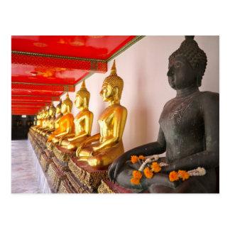 Carte Postale temple de Bangkok