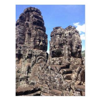Carte Postale Temple de Bayon