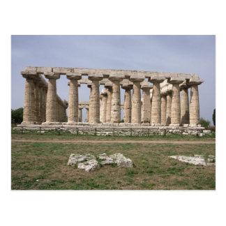 Carte Postale Temple de Hera I