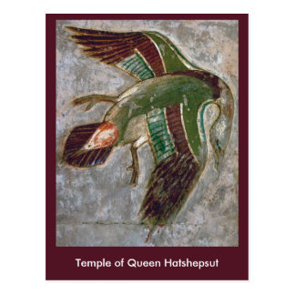 Carte postale : Temple de la Reine Hatshepsut