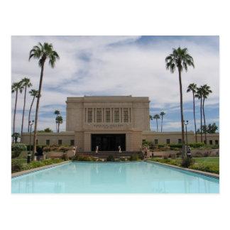 Carte Postale Temple de MESA