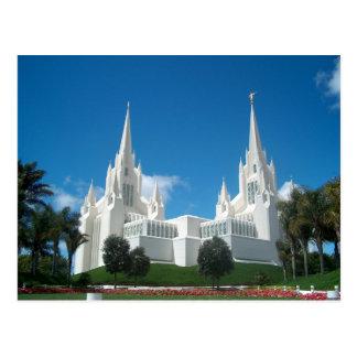 Carte Postale Temple de San Diego