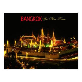 Carte Postale Temple du Bouddha vert, Bangkok