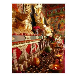 Carte Postale Temple Inner Mongolia