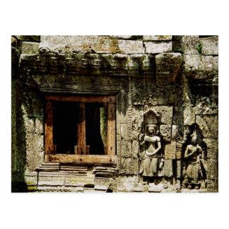 Carte Postale Temple'tastic Angkor Vat