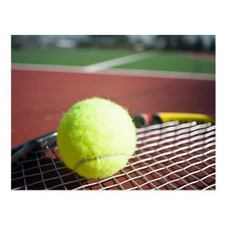 Carte Postale Tennis