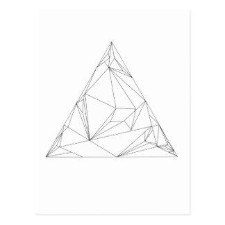 Carte Postale Tessellate