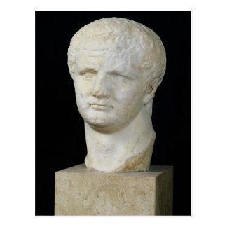 Carte Postale Tête de Titus