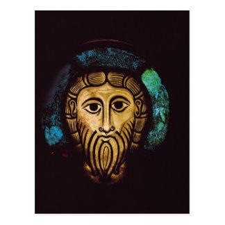 Carte Postale Tête du Christ
