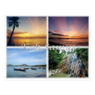 Carte Postale TH Thaïlande - KOH Samui -