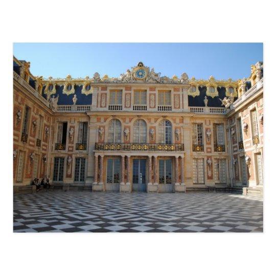 Carte Postale The Château de Versailles Façade