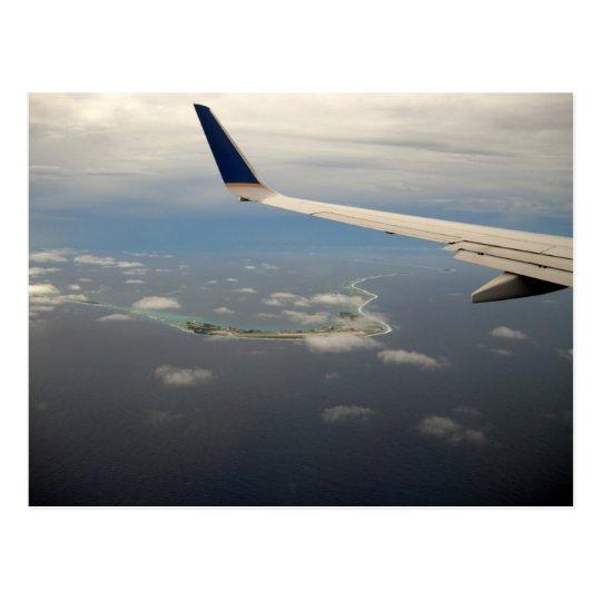 Carte Postale The Marshall Islands - Kwajalein Atoll