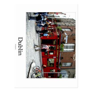 Carte Postale The Tempère Barre, Dublin, Ireland