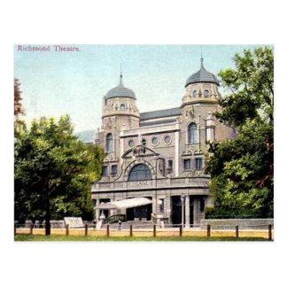 Carte Postale Théâtre 1905 de Richmond