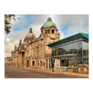 Carte Postale Théâtre Ecosse d'Aberdeen