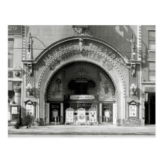 Carte Postale Theatre majestueux, 1910