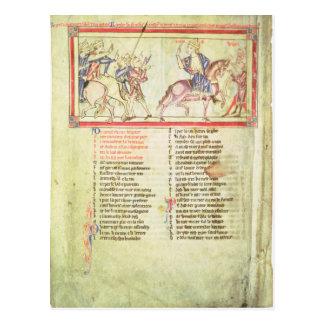 Carte Postale Thomas Becket