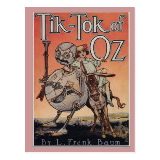 Carte Postale Tik-Tok d'once