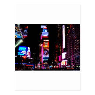 Carte Postale Times Square