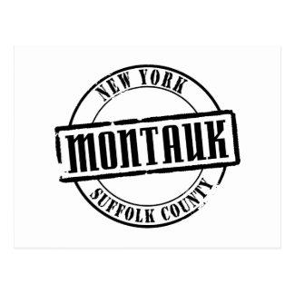 Carte Postale Titre de Montauk