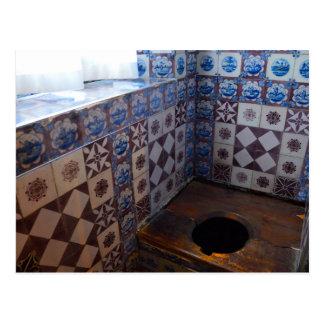 Carte Postale Toilette royale dans le château de Rosenborg,