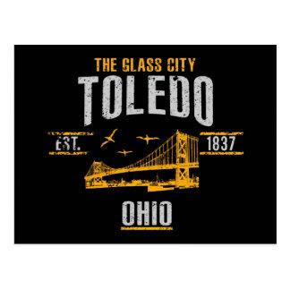 Carte Postale Toledo