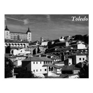 Carte Postale Toledo, Espagne