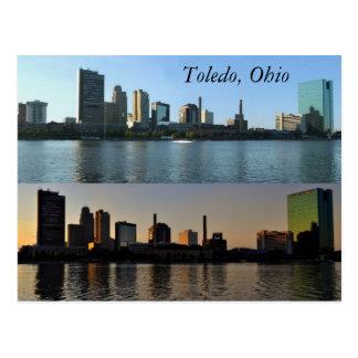 Carte Postale Toledo, Ohio