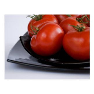 Carte Postale tomates