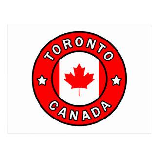 Carte Postale Toronto Canada