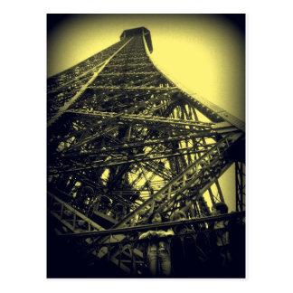 Carte Postale Torre Eiffel