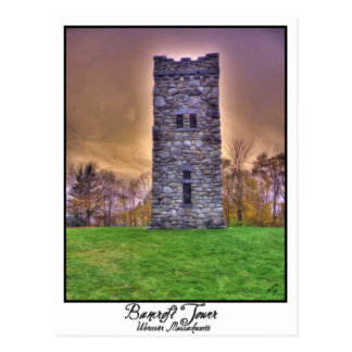 Carte Postale Tour de Bancroft