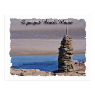 Carte Postale Tour de plage d'Ogunquit