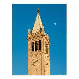 Carte Postale Tour de Sather d'Université de Californie,