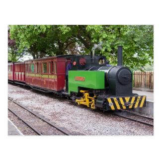 Carte Postale Train de vapeur chez Leighton Buzzard